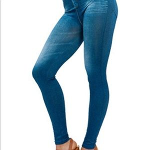 Pants - VSVO True Pocket Flock Slim fit Leggings L/XL
